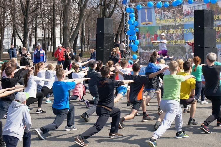 сайт о здоровом образе жизни для детей